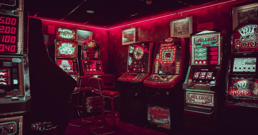 Permainan Slot Dalam Talian Baru