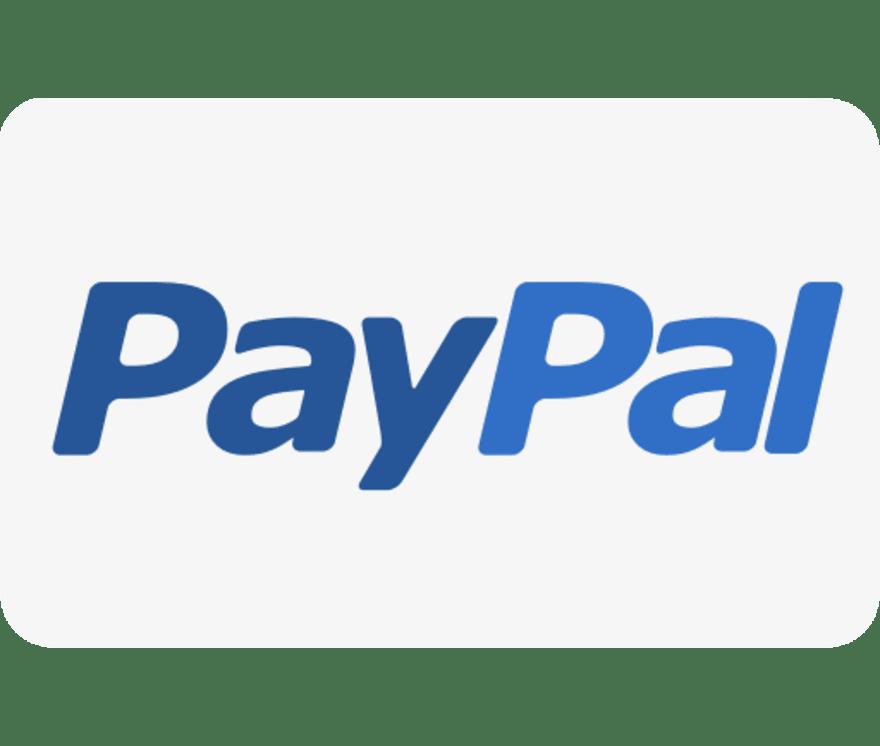 10 New Casino PayPal