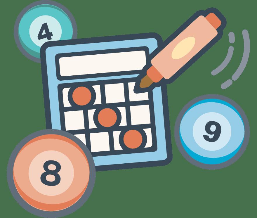 Laman web bingo baru terbaik 2021